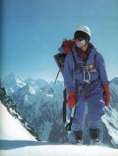 Dekada lat 80. w Karakorum zapisała się na trwałe w historii polskiego alpinizmu głównie ze względu na wspaniałe osiągnięcia himalaizmu sportowego. Zdobycie zach. ściany Gasherbrum IV, wsch. ściany Trango Tower, pd.- zach. ściany Gasherbrum I �