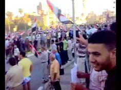 مظاهرات المنصورة يوم 30 يونيو
