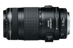 This is a EF 70-300mm f/4-5.6 IS USM Lens       http://shop.usa.canon.com/webapp/wcs/stores/servlet/product_10051_10051_158210_-1