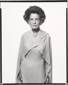 Rose Fitzgerald Kennedy, mother of President John F. Kennedy, Hyannisport, Massachusetts, September 2, 1976  Richard Avedon  (American, New York City 1923–2004 San Antonio, Texas)  Person in photograph: Rose Fitzgerald Kennedy Date: 1976