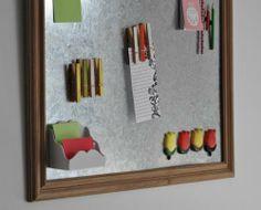Organizing my magnet board