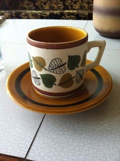 My perfect teacup..