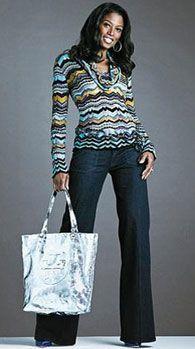 Женские прямые джинсы. С чем носить и кому подходят.