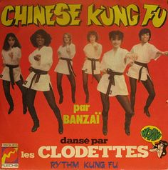LP Cover Lover | Karate Kung-fu