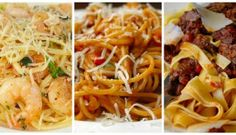 LMF's favorites: 5 populaire pastarecepten