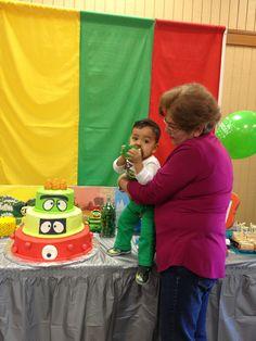 Yo Gabba Gabba Party http://www.etsy.com/shop/FUNmemorie?ref=pr_shop_more