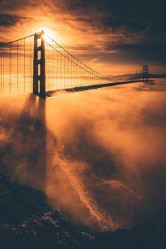 """""""Golden Gate Bridge """""""
