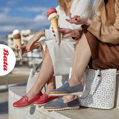 Ready to catch those summer rays? with tips on how to stay comfy and chic all season. Bata Shoes, Summer Ray, Comfy Shoes, Personal Stylist, Mix Match, Latest Fashion, Your Style, Blues, Stylists