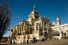 Santa María la Real de La Almudena Cathedral #Madrid Top 14 Places to discover by the Way of the Locals Santa María la Real de La Almudena