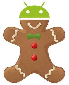 Android Ginger Bread 2.3
