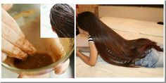 Incredible Recipe For Fast Hair Growth, Smooth Hair and Healthy Hair Glossy Hair, Shiny Hair, Hair And Beauty, Hair Balm, Diy Hair Mask, Hair Remedies, Natural Remedies, Smooth Hair, Tips Belleza