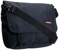 Eastpak Umhängetasche Senior, midnight, 22 liters, EK173 - http://herrentaschenkaufen.de/eastpak/midnight-eastpak-umhaengetasche-senior-22-liter
