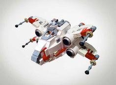 Chibi X-Wing | Flickr - Photo Sharing!