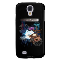 Unstoppable Team Samsung Galaxy S4 Cover