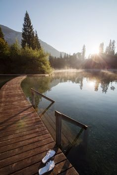 Beautiful lake in the morning, switzerland graubünden. Places In Switzerland, Secret Places, Travel Goals, Wanderlust Travel, Outdoor Camping, Holiday Destinations, Places To See, Adventure, Europe