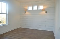 shiplap accent wall - Google Search