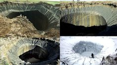 Mysterious Giant Craters in Siberia Could Mean Trouble For The Whole World