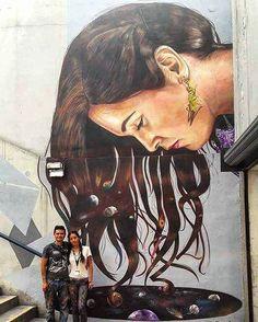 @carrobledo + @daphbunn in Monterrey, Mexico.