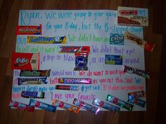 My roommates birthday was today, his employees gave him this, - Imgur