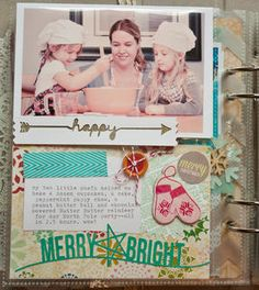 December Daily--Days 5 & 6 by A2Kate at Studio Calico