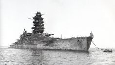 IJN Nagato 1946