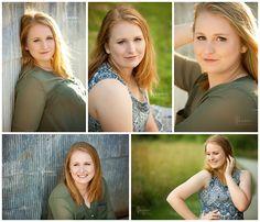 Samantha Moore | Class of 2017 Senior | high school senior portraits | Senior girl pose ideas | Park | Nature | Leaning against a wall | Summer | Laura C. Photography 2016