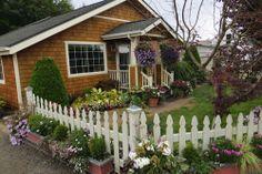 garden in Menlo, WA