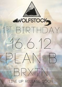 Promo work for Wolfstock