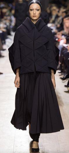 Shop now. Junya Watanabe Jacket. Origami Jacket, Drop shoulders, Button fastening. FallWinter collection 201617 by Junya Watanabe.