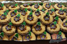 Medové dortíčky
