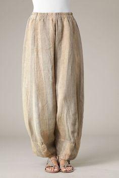 Trousers Pikka - 100%Linen