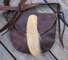 Very Primitive Mountain Man Day Bag Possibles Bag of by misstudy