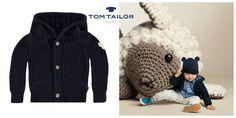 Süße Strickjacke für Babys von Tom Tailor