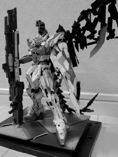 GUNDAM GUY: MG 1/100 Wing Gundam Proto Zero Customized Build - GBWC 2014 (Japan) Entry Preview