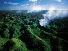 Parque Nacional Los Haitises, R.D.