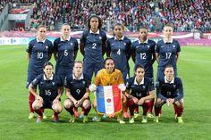 La France va être l'hôte de la prochaine Coupe du Monde féminin, en 2019. (ARTICLE)