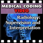 Medical Coding Certification Training - Radiology Supervision and Interpretation #MedicalCodingTraining #MedicalCoding #Radiology