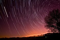 "Slow Shutter Speed Photography – PictureCorrect. Author: Alan Slagle. Photo: ""Startrail"" captured by Aaron Bauer. http://www.picturecorrect.com/tips/slow-shutter-speed-photography/"