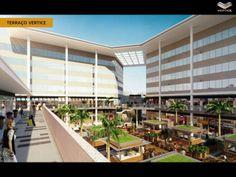 Vertice Mall & Offices • Recreio • Lojas & Salas Comerciais • Lançamento