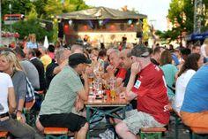 Böblinger Stadtfest 2016 bei strahlendem Wetter