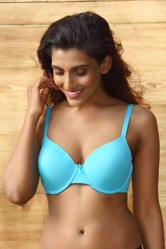 15d73def06d82 Buy Zivame Smooth Fit High Coverage Wired T-Shirt Bra- Emerald at Rs.