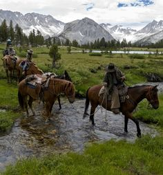 Taking three kids on a pack trip into the backcountry of California's Sierra Nevada, for camping, fishing, horseback riding and survival skills. Sierra Nevada, Nevada Tan, California Camping, Ranch Life, Happy Trails, Le Far West, Trail Riding, The Ranch, Landscape Photography