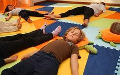 Yoga for kids: New York's latest trend