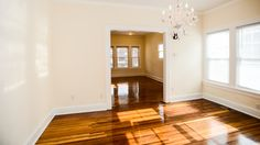 """""""Before you shop for wood flooring, it's important to know a few tips. For example, solid wood flooring often is more costly than options like carpeting. However, when properly maintained, they can be more long-lasting and durable.""""  Read the full article at http://www.angieslist.com/articles/tips-and-advice-hardwood-flooring-options.htm"""