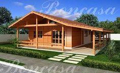 Resultado de imagem para telhados de chales terreos com varanda