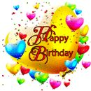Happy-Birthday by KmyGraphic on DeviantArt Happy Birthday Meme, Birthday Posts, Happy Birthday Greetings, Birthday Board, Birthday Messages, Special Birthday, Birthday Fun, Birthday Quotes, Beautiful Flowers Images