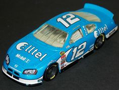 2007 Ryan Newman Alltel Dodge - Photo by Alan Wiltsie