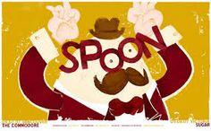 vintage spoon poster - Cerca amb Google