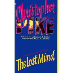 The Lost Mind written by christopher Pike. A supernatural murder mystery about a girl who awakes at the scene of a crime with no memories of who she is, nor of the dead body laying next to her. (dun dun duuunnnn!!!)