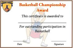 Basketball referee certificate basketball certificate template basketball championship certificate template yelopaper Choice Image